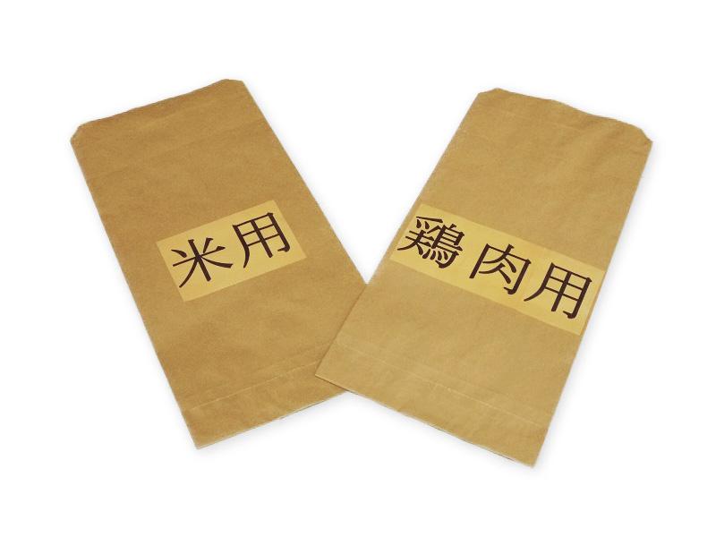 食品用外装袋 米用・鶏肉用
